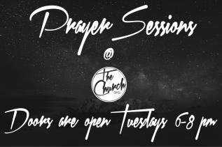 Prayer Sessions @TCSRQ