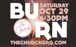 BURN WORSHIP SERVICE