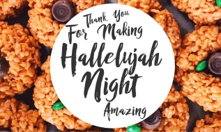 HALLELUJAH NIGHT '16 WASAMAZING